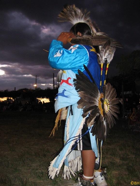 Taos, powwow, lipiec 2014